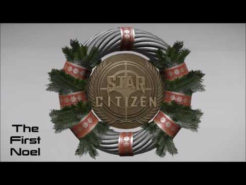 Star Citizen Soundtrack - The First Noel Music Box