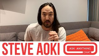 Steve Aoki Sends Out Props To BTS ARMY