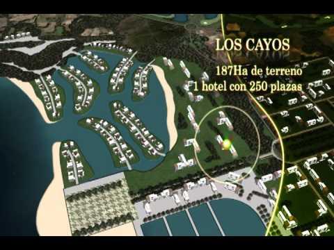 Punta Colorada Cuba Golf Marina 3D 17 06 11