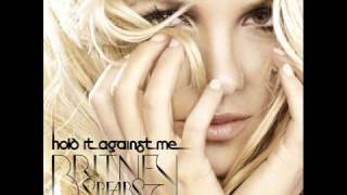 Britney Spears-Hold It Against Me (Male Version)