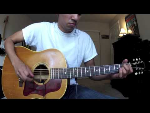 Stone Temple Pilots - Interstate Love Song (Acoustic Guitar Play Along)