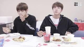 [ENG SUB] 161227 EAT JIN
