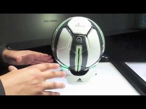 adidas miCoach Smart Football | Hands-on & How it Works | Footy-Boots.com