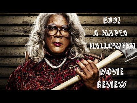 Boo! A Madea Halloween Movie Review- No Spoilers!