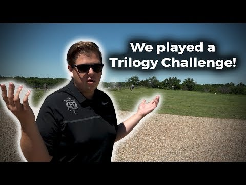 We played the Trilogy Challenge in Emporia!