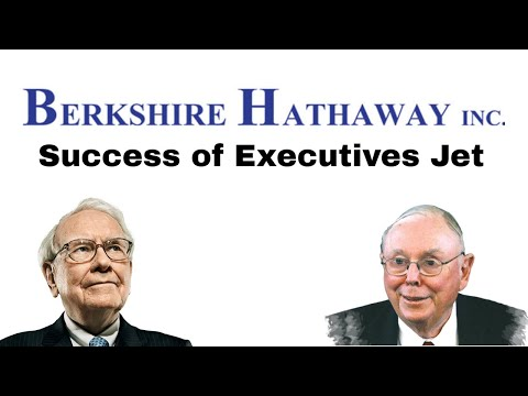 Executives Jet Done Better Than Airlines | Airlines | Warren Buffett | Berkshire Hathaway