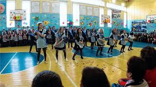 Выпускной 2018 11-Ж класс Попурри Школа №11 (23.05.2018) Северобайкальск