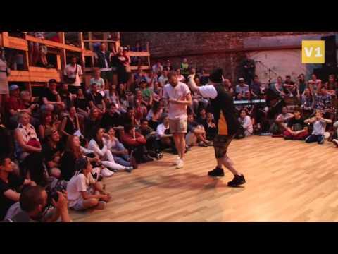 V1 Battle 2015. Rap Freestyle. Final.Samorez Vs RoaOne