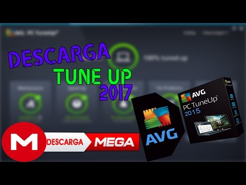 DESCARGA AVG TUNE UP 2017 FULL POR MEGA