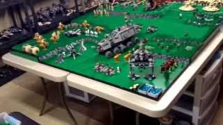 (LEGO) Star Wars: Naboo MOC Update - (6-9-15) Final Update and Changes!!!
