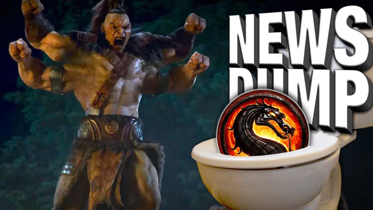 Mortal Kombat Movie: DOES IT SUCK?! - News Dump