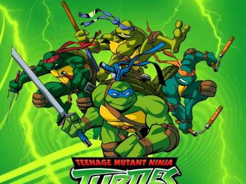 Teenage Mutant Ninja Turtles 2003 Theme Song HQ