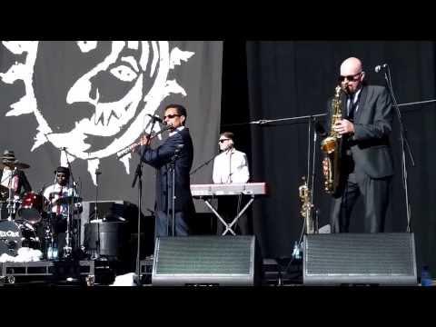 The Selecter - James Bond Live Beautiful Days Festival 2013