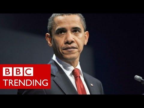 The story behind Venezuela's anti-Obama hashtag - BBC Trending