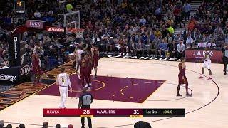 1st Quarter, One Box Video: Cleveland Cavaliers vs. Atlanta Hawks