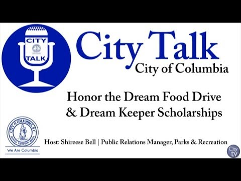 City Talk: Honor the Dream Food Drive & Dream Keeper Scholarship Awards