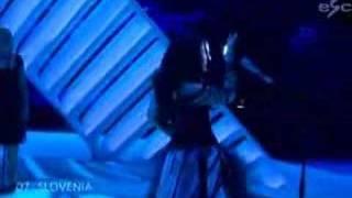 Eurovision SC Final 2007 - Slovenia - Alenka Gotar