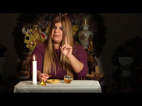 039 - Hechizo Con Miel Para Que Te Den Todo Lo Que Pidas - Vidente Eyda Peña 2015