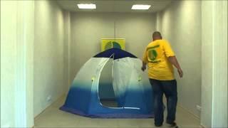 Палатка для зимней рыбалки Медведь 4