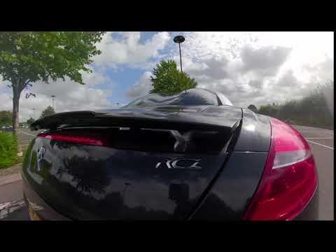 Peugeot RCZ 2 0 HDi GT 2dr CY12FNN Rear Spoiler