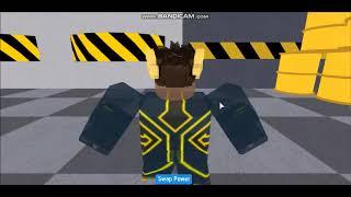Roblox Heros of Robloxia Zan & Sam