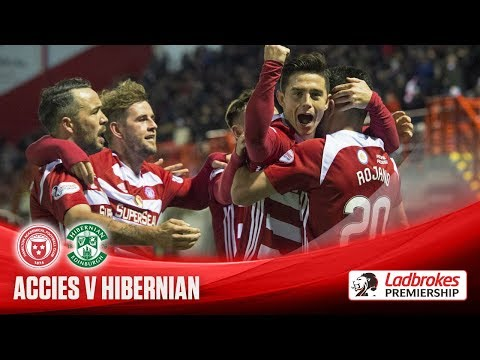 On-form Accies hit back to hold Hibees