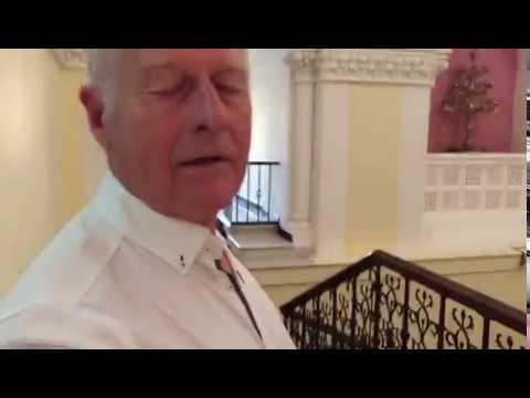 The Taj Mahal Palace Hotel in Mumbai - Video Diary 8