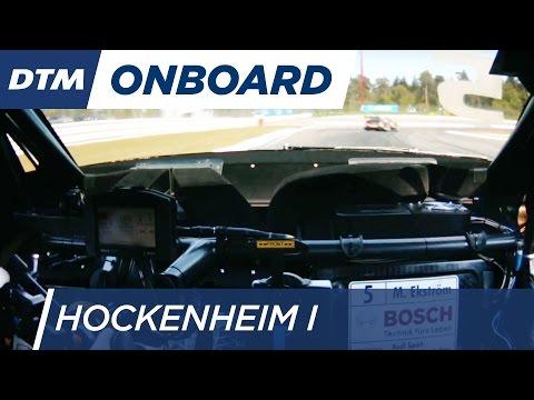 DTM Hockenheim 2016 - Mattias Ekström (Audi RS5 DTM) - Re-Live Onboard (Race 2)