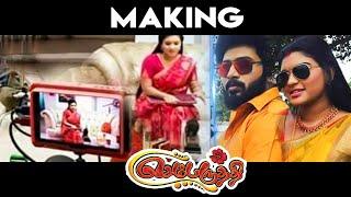 Sembaruthi Serial Making Video | Aadhi, Parvathi | Zee Tamil Hot Tamil News
