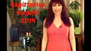 Sagittarius August 2014 Astrology