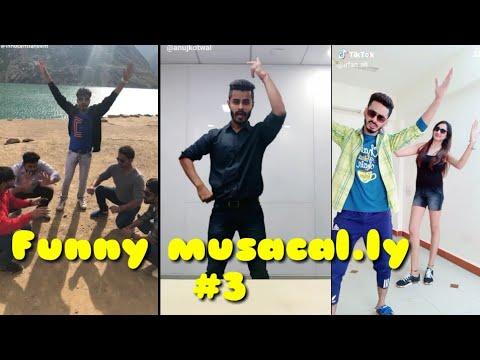 Bam Bam bol raha hai kashi//Funny Musical.ly//2018 funny video