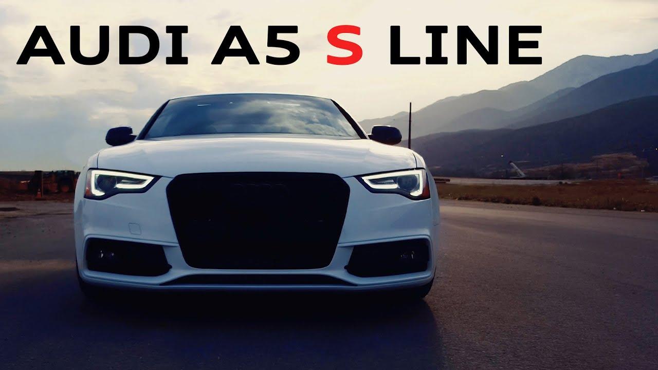 2015 Audi A5 S Line Cinematic Movie Filmed W Galaxy S6