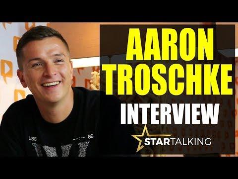 AARON TROSCHKE Interview: Dagi Bee, Idiotentest, neue Show, Klaas, RTL, VideoDays