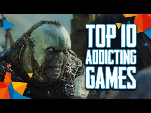 Top 10 Most Addicting PC Video Games (2018)