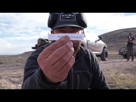 LONG RANGE SHOOTING with HUSH & MTN OPS | New Zealand Hunt WINNER Announced