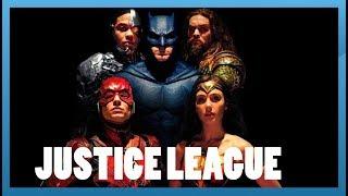 Justice League - Menu Popcorn thumbnail