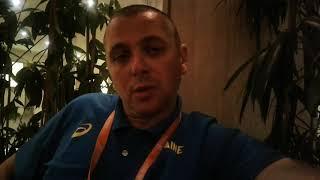 Денис Тобіас: напередодні старту Кубка Європи-2019 зі спортивної ходьби, Алітус 2019 (ч.2)