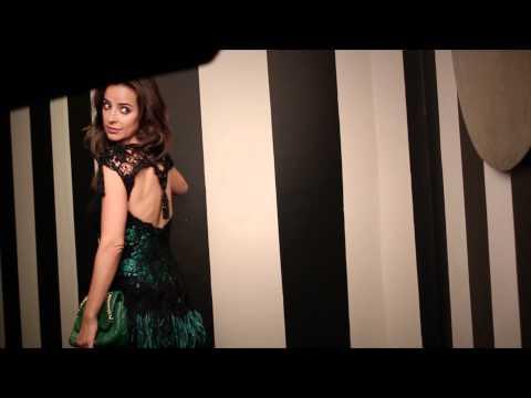 Carmen Alcayde - Behind the scenes - Revista Diez Minutos