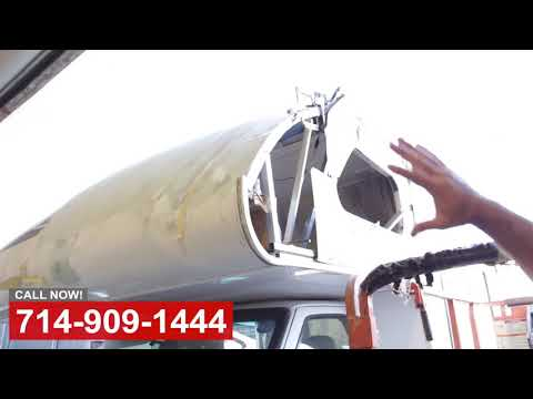 Motorohome Collision Repair in Orange County CA