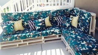 Pallet Furniture Pinterest Diy - Wood Pallet Couch - Home Design Ideas