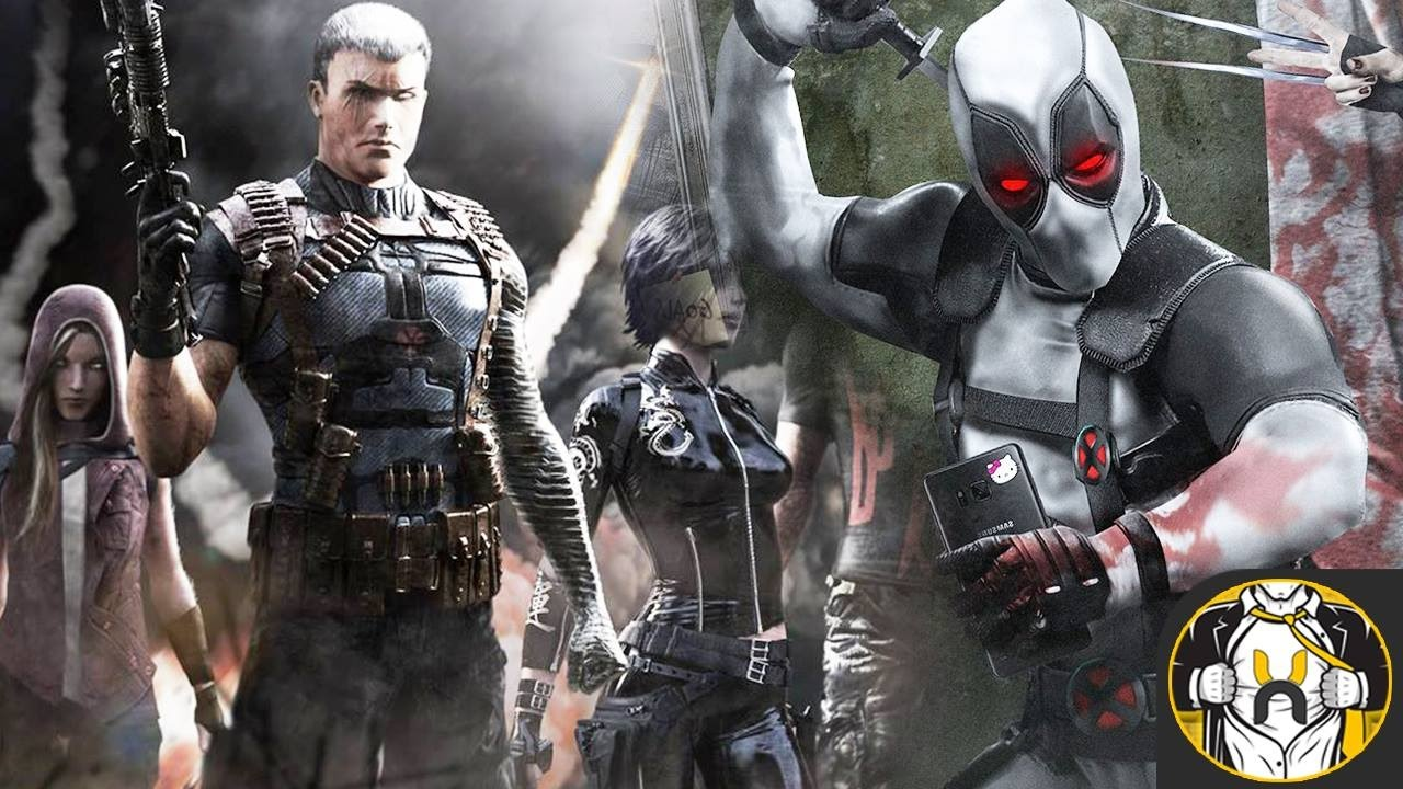 X-Force Movie Finds Director & Ryan Reynolds will Co-Write ...