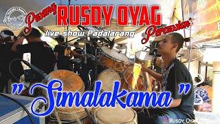 Download lagu #PUSANG RUSDY OYAG PERCUSSION -  SIMALAKAMA