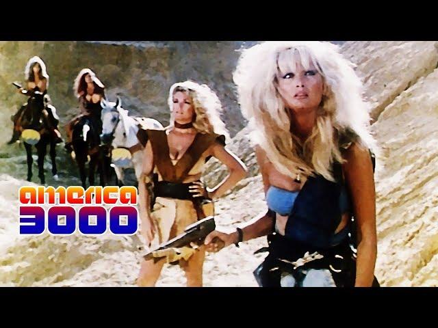 America 3000 (Science-Fiction Film in voller Länge auf Deutsch, Sci-Fi) 👽