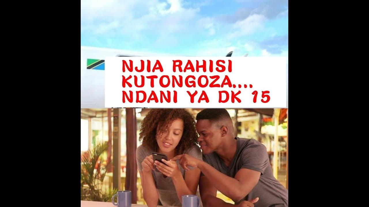 Download HATUA 5 KUTONGOZA MWANAMKE MGUMU/NDANI YA DAKIKA 15 ANAKUBALI
