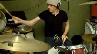 Black Eyed Peas Boom Boom Pow (Cover) Oli Hall Drums