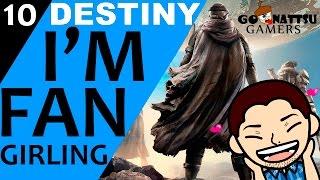 I'm Fan Girling | Destiny | Ep 10
