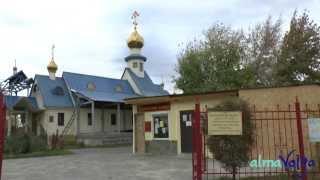 Благоустройство храма Богоявления Господня. АльмаВолга