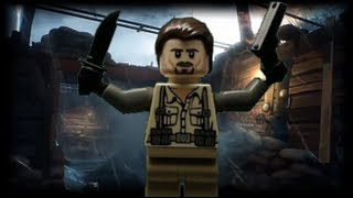 Repeat youtube video Lego: Black Ops 2 Zombies: Origins
