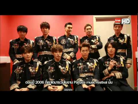 [221114] Asian lover Interview SS6 in BKK + SS6 in HK Super Junior