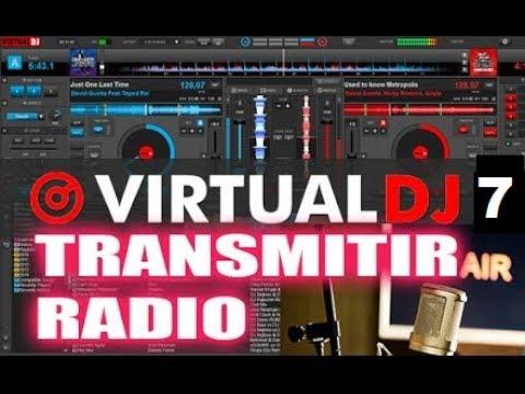 Configuracion Para Transmitir Radio - Virtual Dj 7 - Tutorial
